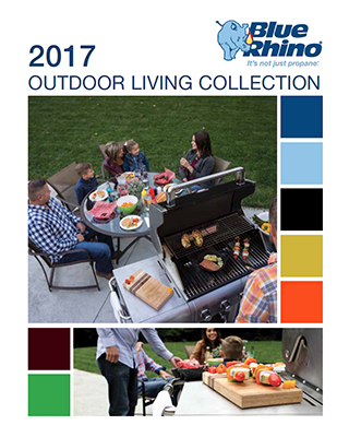 Blue Rhino Mr. Bar-B-Q Outdoor Living Catalog 2018