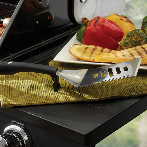 Kickstand Spatula for Grilling