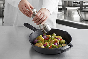 90203 Cast Iron Skillet from Chef Master